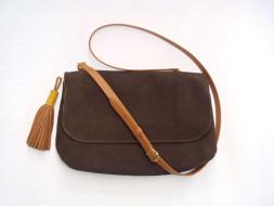 TASSEL SHOULDER & CLUTCH BAG