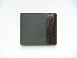 二つ折り財布 -01